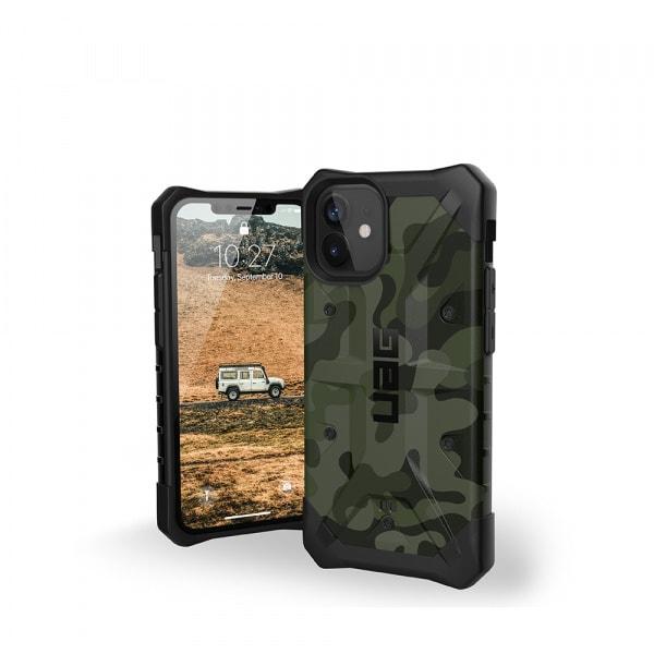 UAG iPh 12 Mini Pathfinder SE- Forest Camo 0
