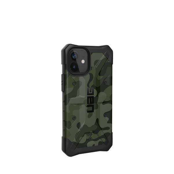 UAG iPh 12 Mini Pathfinder SE- Forest Camo 3