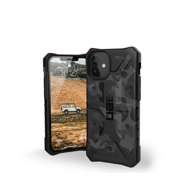 UAG iPh 12 Mini Pathfinder SE- Midnight Camo 0
