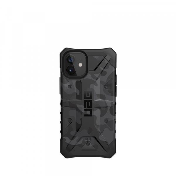 UAG iPh 12 Mini Pathfinder SE- Midnight Camo 1
