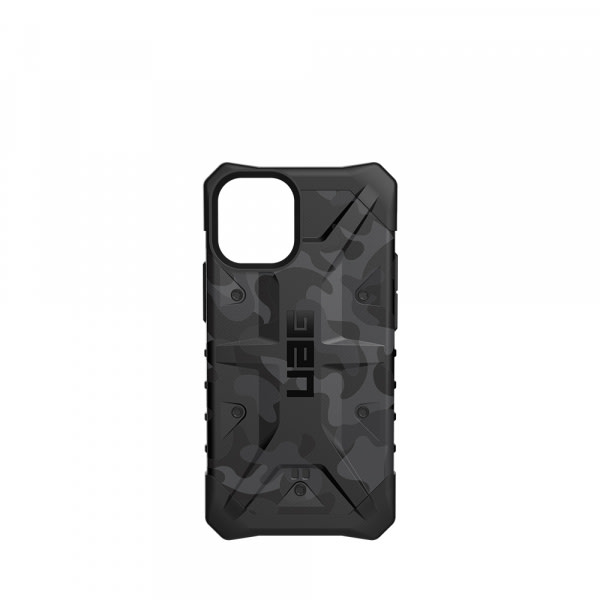 UAG iPh 12 Mini Pathfinder SE- Midnight Camo 2