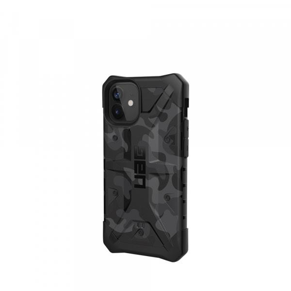 UAG iPh 12 Mini Pathfinder SE- Midnight Camo 5