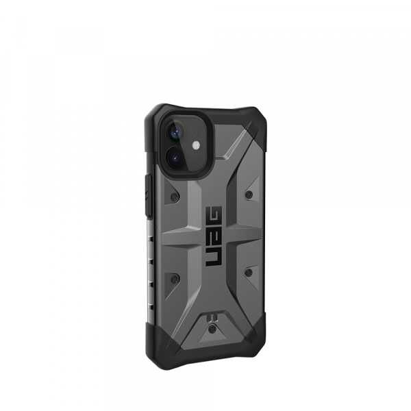 UAG iPh 12 Mini Pathfinder- Silver 3