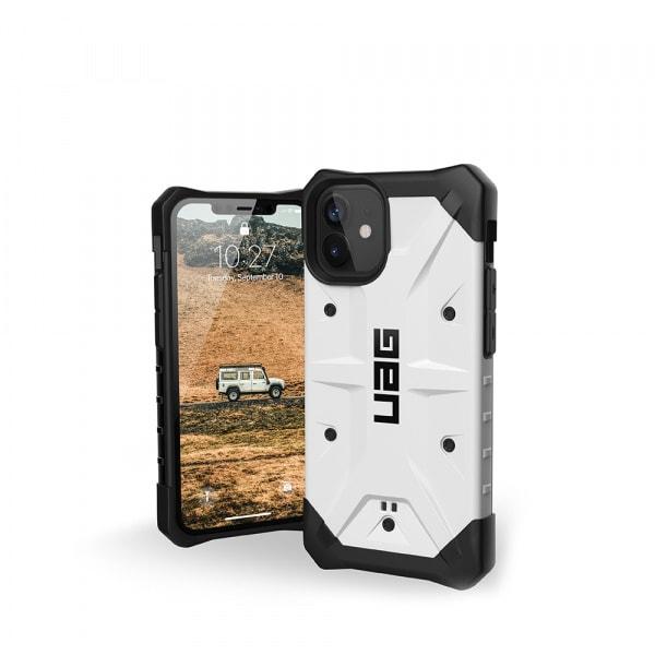 UAG iPh 12 Mini Pathfinder- White 0
