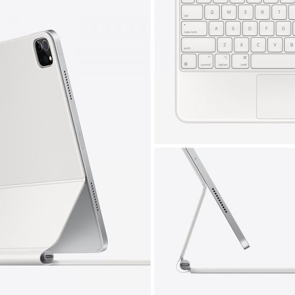 Apple Magic Keyboard iPad Pro 11 (3rd Gen)/iPad Air (4th Gen) US English White 2