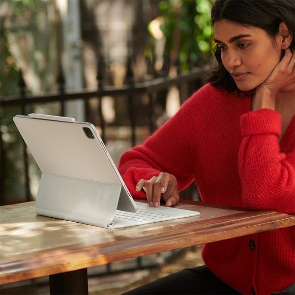 Apple Magic Keyboard iPad Pro 11 (3rd Gen)/iPad Air (4th Gen) US English White 7