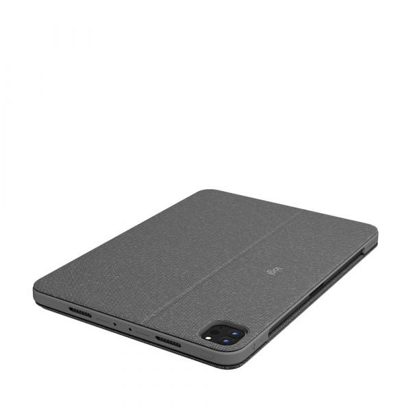 Logitech iPad Pro 11 Combo Touch KB Case 1/2/3 Gen - Black 5