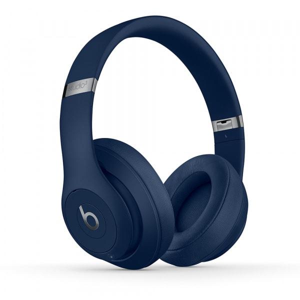 Beats Studio 3 Wireless Over-Ear Headphones Blue EOL  0