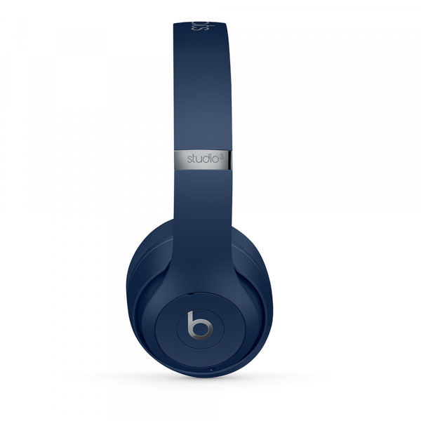 Beats Studio 3 Wireless Over-Ear Headphones Blue EOL  1