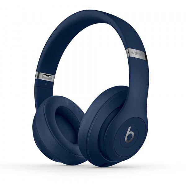 Beats Studio 3 Wireless Over-Ear Headphones Blue EOL  2