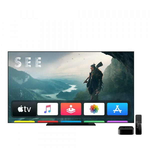 Apple TV (4th Gen) 32GB (EOL)  0