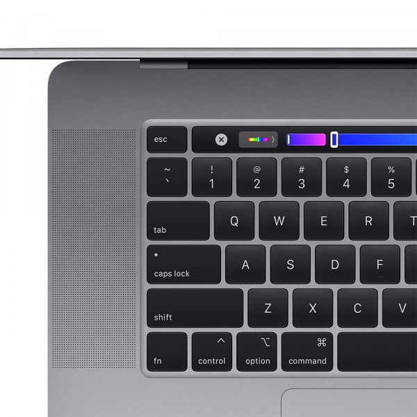 Apple MB Pro 16 Touch Bar 2.6GHz6Ci7/16GB/512GB Space Grey  2