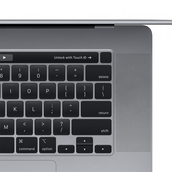 Apple MB Pro 16 Touch Bar 2.6GHz6Ci7/16GB/512GB Space Grey  3