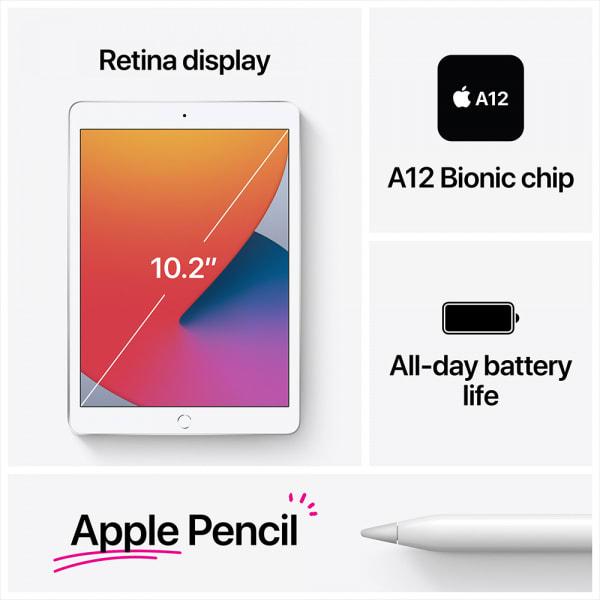 Apple iPad 10.2 Wi-Fi 32GB - Space Grey (EOL)  6