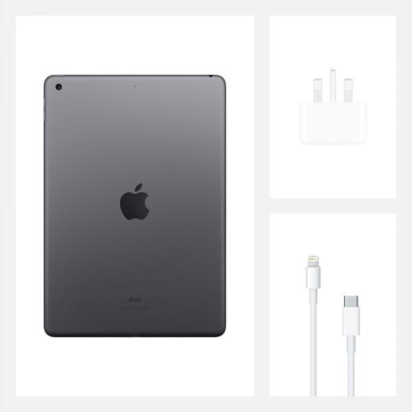 Apple iPad 10.2 Wi-Fi 32GB - Space Grey (EOL)  8