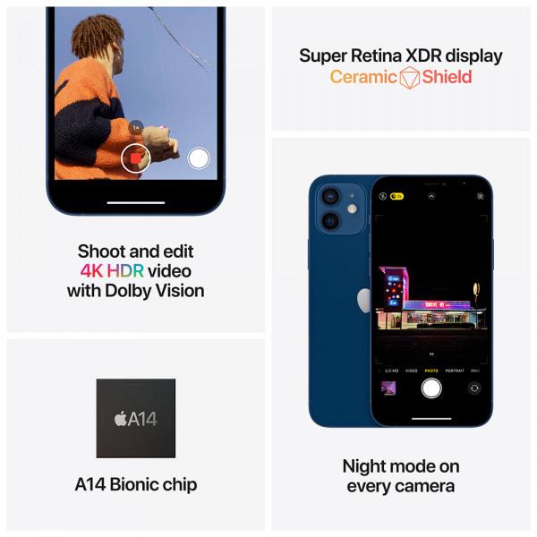 Apple iPhone 12 64GB Blue  5