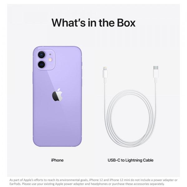 Apple iPhone 12 128GB Purple  8