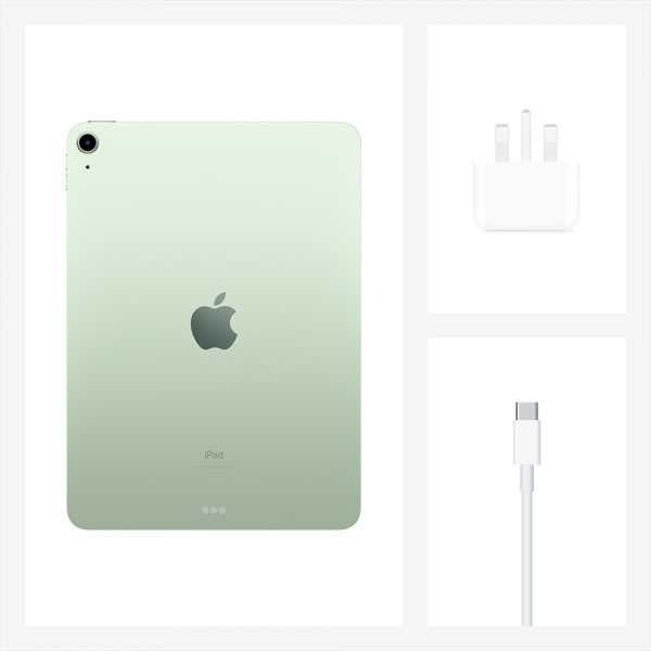 Apple iPad Air 10.9 Wi-Fi 64GB - Green  8