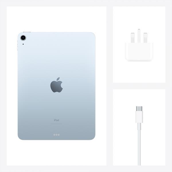 Apple iPad Air 10.9 Wi-Fi 64GB - Sky Blue  8