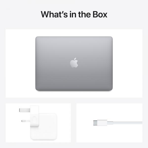 Apple MB Air 13 M1 8cCPU/7cGPU/8GB/256GB Space Grey  5
