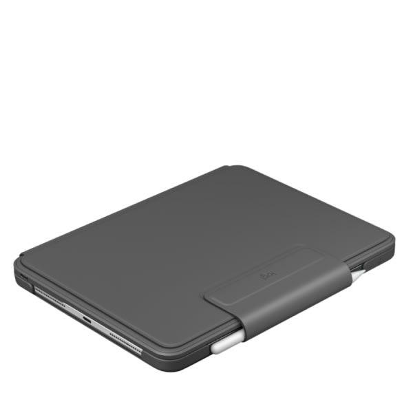 Logitech iPad Pro 12.9 Slim Folio KB Case 3rd/4th Gen - Black  4