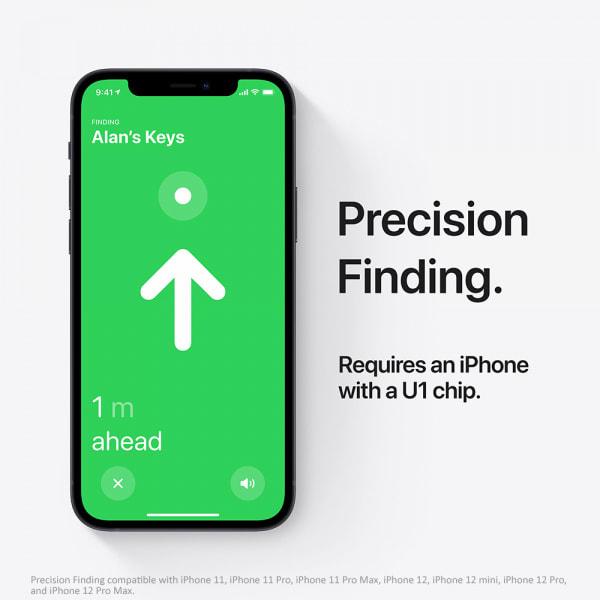 Apple AirTag (4 Pack)  5