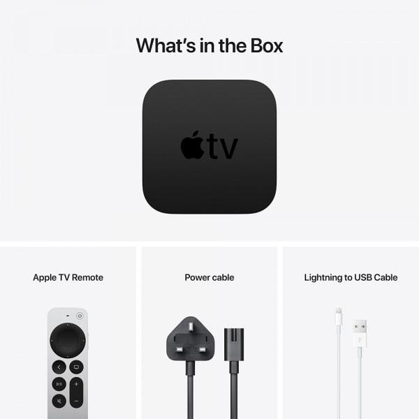 Apple TV 4K 32GB (2021)  4