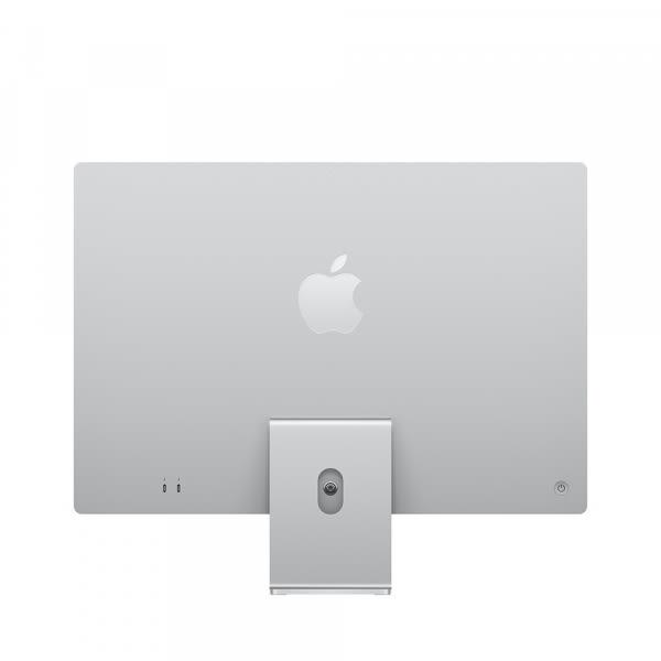 Apple iMac 24 Retina 4.5K M1 8cCPU/7cGPU/8GB/256GB Silver  2
