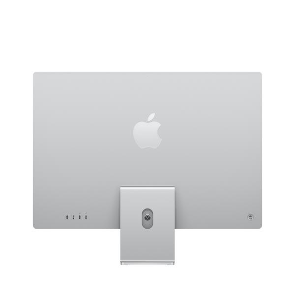 Apple iMac 24 Retina 4.5K M1 8cCPU/8cGPU/8GB/256GB Silver  2