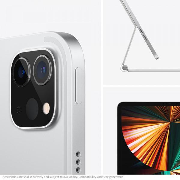 Apple iPad Pro 11 (3rd Gen) Wi-Fi 128GB Silver  2