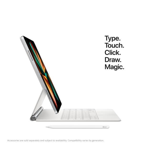 Apple iPad Pro 11 (3rd Gen) Wi-Fi 128GB Silver  7