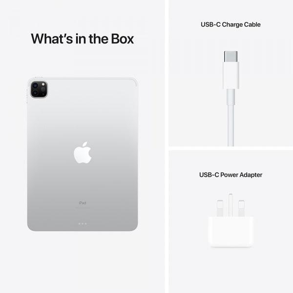 Apple iPad Pro 11 (3rd Gen) Wi-Fi 128GB Silver  8