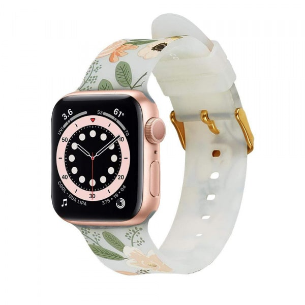Rifle Paper Watch Strap 38-40mm Band - Wild Flowers  1