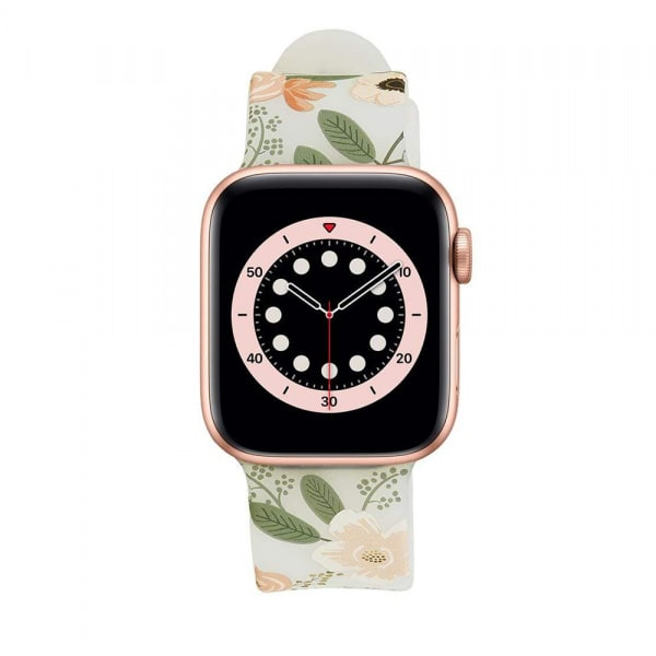 Rifle Paper Watch Strap 38-40mm Band - Wild Flowers  2