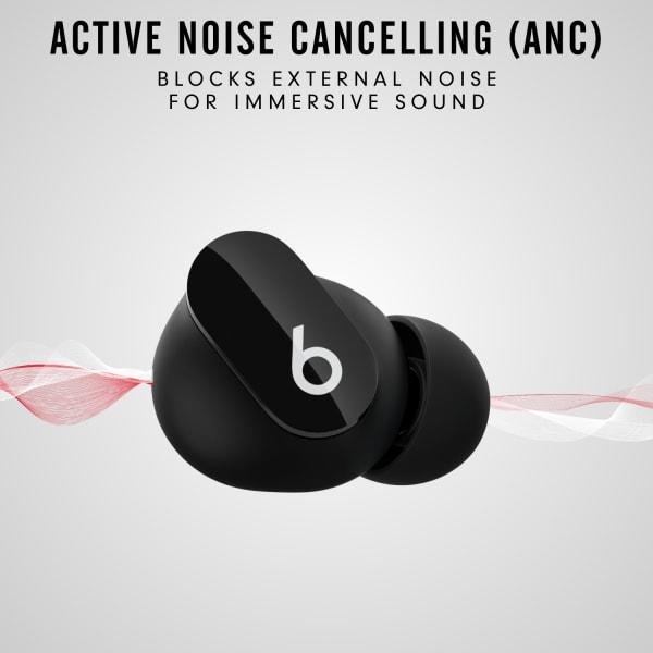 Beats Studio Buds True Wireless Noise Cancelling Earphones Black  2