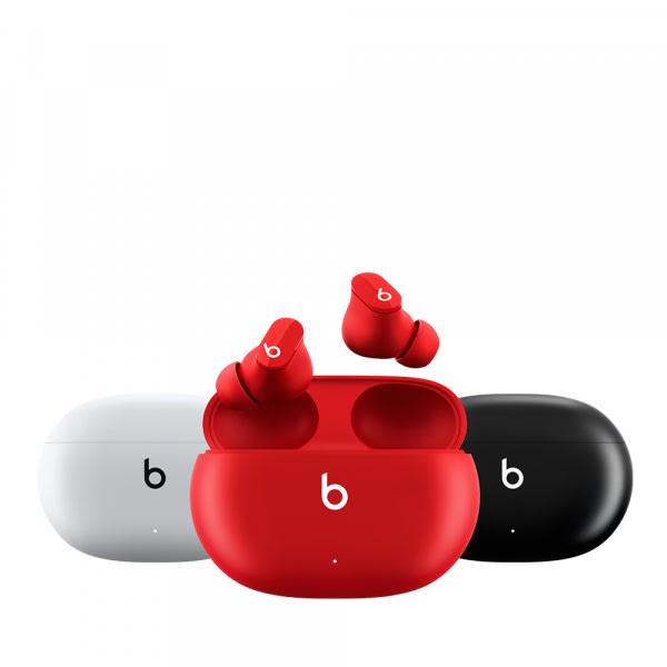 Beats Studio Buds True Wireless Noise Cancelling Earphones White  0