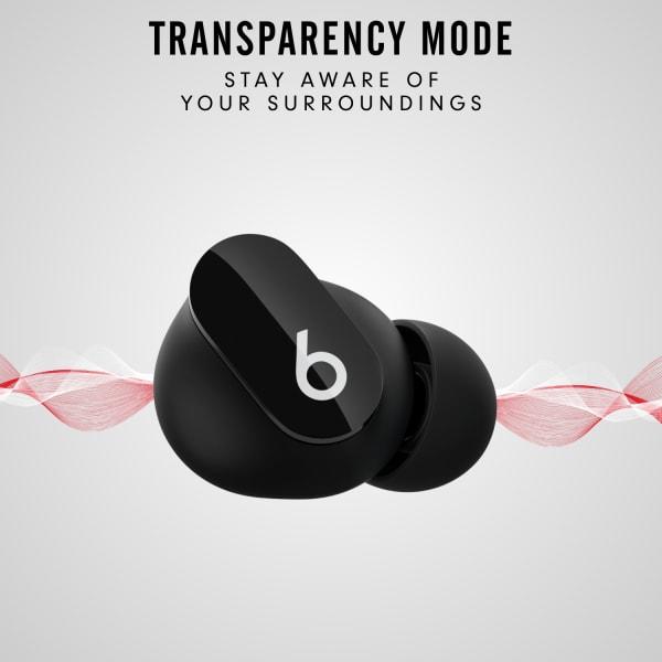 Beats Studio Buds True Wireless Noise Cancelling Earphones Black  3