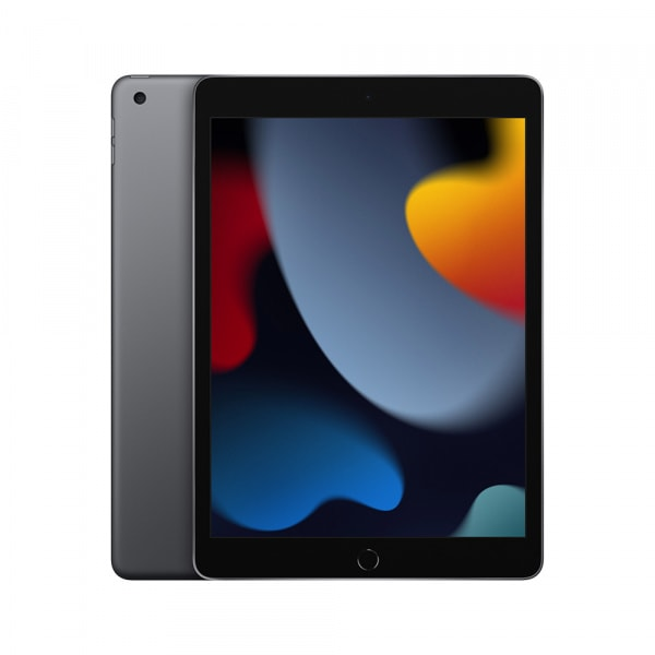 Apple iPad (9th Gen) 10.2 Wi-Fi 64GB Space Grey  0