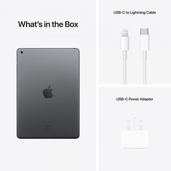 Apple iPad (9th Gen) 10.2 Wi-Fi 64GB Space Grey  4
