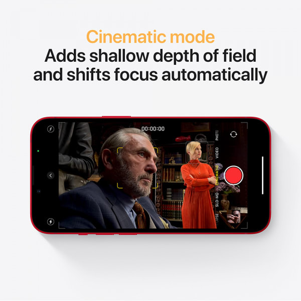 Apple iPhone 13 mini 128GB (PRODUCT)RED  5