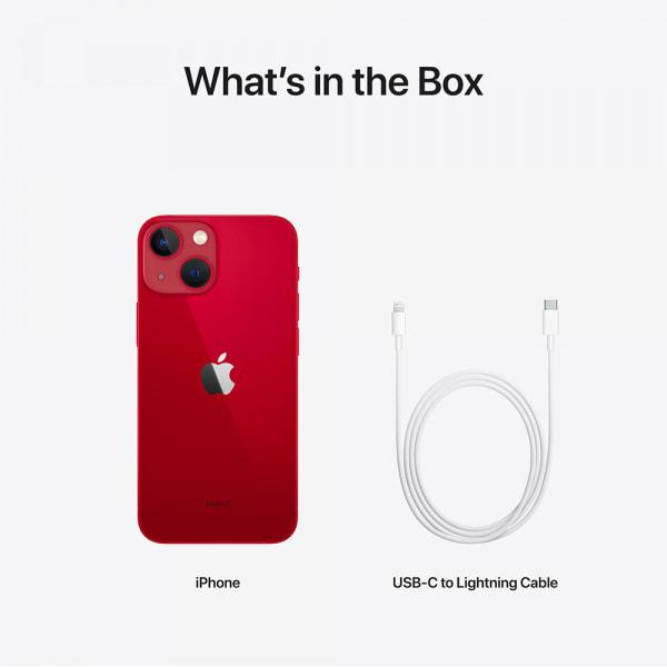 Apple iPhone 13 mini 128GB (PRODUCT)RED  8