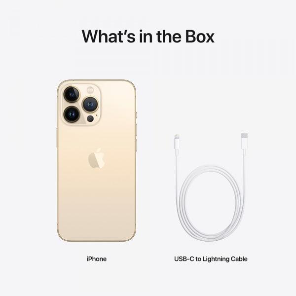 Apple iPhone 13 Pro 128GB Gold  8