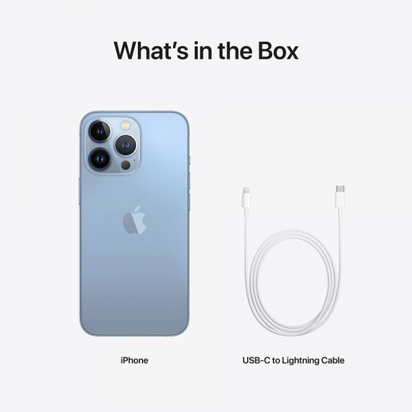 Apple iPhone 13 Pro 128GB Sierra Blue  7