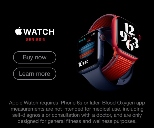 Apple Watch Series 6 Mobile Avail