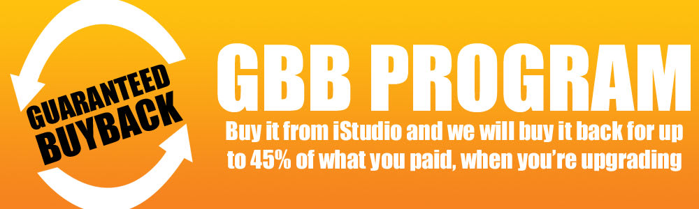 Save more at iStudio even with your next purchase