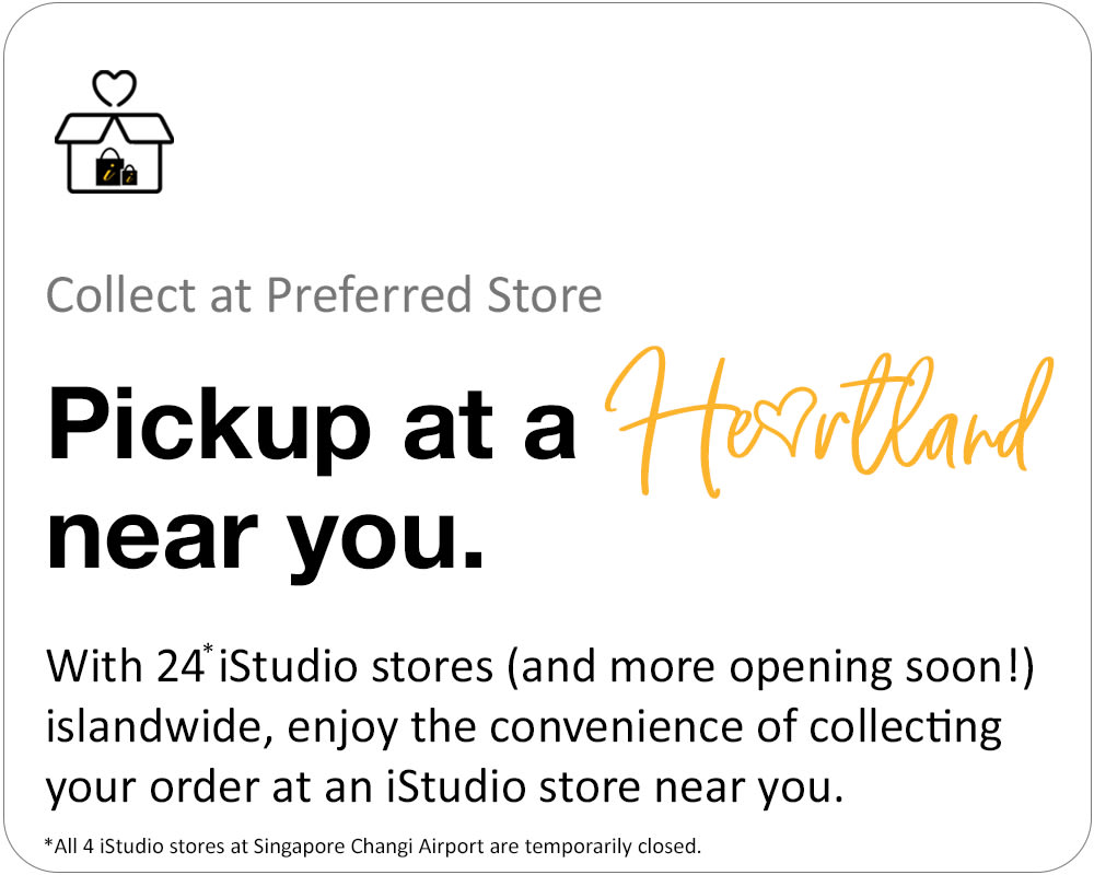 Collect at preferred store