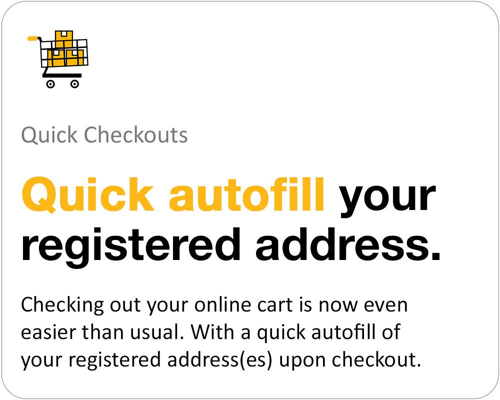 Quick Checkout