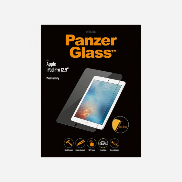 PANZER GLASS for iPad Pro - Clear 0