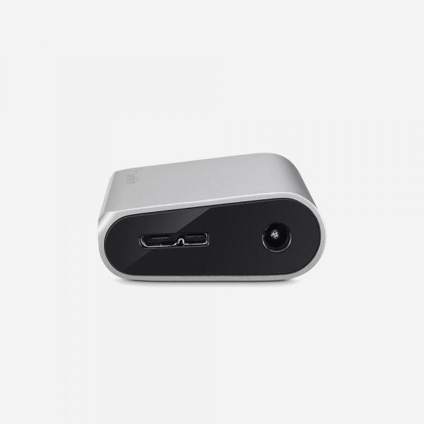 BELKIN Aluminum 4 - Port USB 3.0 Hub - Silver 2