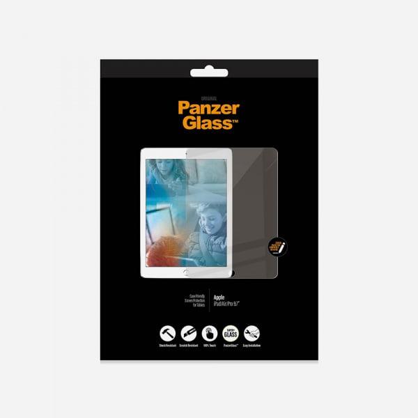 PANZERGLASS for iPad 5th/6th Gen (2017-2018) / iPad Pro 9.7 (2016) / iPad Air 2 (2014) - Clear 0